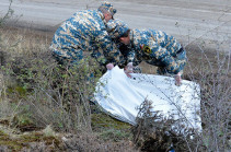 Արցախում որոնողական աշխատանքների ընթացքում հայտնաբերվել է ևս 4 զինծառայողի աճյուն