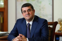Artsakh president discusses issues of captives with Azerbaijani official envoy