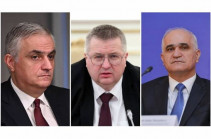 Vice PMs of Armenia, Russia, Azerbaijan conduct session of trilateral task group