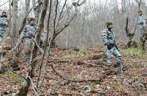 Спасатели Карабаха сегодня продолжат поисковые работы в Гадрутском направлении