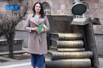 «Գրախանութում մեկ ժամ հերթում սպասել եմ». Գրքի տոնը՝ մայրաքաղաքում (Տեսանյութ)