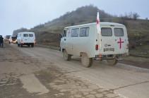 Азербайджан без каких-либо комментариев запретил поисково-спасательные работы в населенных пунктах, неподконтрольных Карабаху