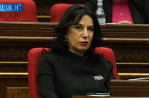 Arrest of Ara Saghatelyan quite natural, he helped in the failure of shameful anti-Armenian resolution in PACE – Naira Zohrabyan