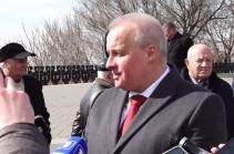 Россия оказывает поддержку в модернизации Вооруженных сил Армении – посол (Видео)