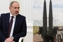 В Госдуме России обвинили Пашиняна во лжи после его слов о неэффективности «Искандеров»
