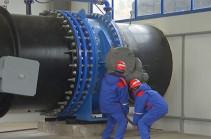 Российские миротворцы оказали содействие в возобновлении работы Лачинской гидроэлектростанции