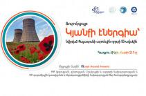 К юбилею атомной отрасли Армении стартовал фотоконкурс «Энергия жизни»