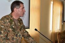 Вооруженные силы Армении потребовали отставки премьер-министра Никола Пашиняна и правительства