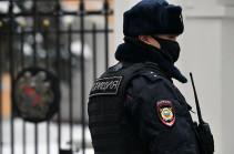 В Москве могут усилить охрану посольства Армении