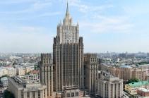 ՌԴ ԱԳՆ. Հայաստանի ներքին գործն է