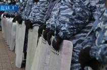 Полиция Армении призывает граждан сохранять общественный порядок