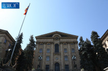 Оппозиция Армении перекрыла проспект Баграмяна в Ереване
