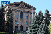 Armenia's parliament refused to discuss the issue of Pashinyan's impeachment