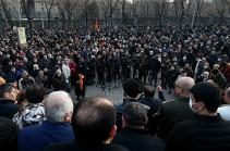ЕС прокомментировал ситуацию в Армении