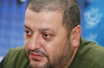 «Բանակի կողքին չլինելը պետական դավաճանություն է...». Դավիթ Ամալյան