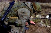 Российские саперы продолжают разминирование в населенных пунктах Нагорного Карабаха