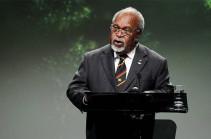 Умер основатель и первый премьер-министр Папуа - Новой Гвинеи Майкл Сомаре