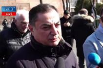 Оник Гаспарян и штаб сделали свой шаг, теперь общественность должна сделать выводы – Ваграм Багдасарян