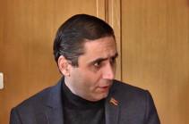Заявление Генштаба ВС не имеет ничего общего с военным переворотом – Арман Абовян