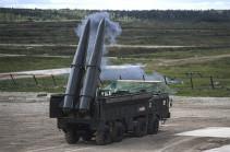 Азербайджан в ходе боев в Карабахе не фиксировал применение Арменией комплексов «Искандер» - Алиев