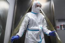 Ռուսաստանում մեկ օրում հայտնաբերվել է կորոնավիրուսի 11 086 դեպք
