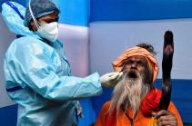 Հնդկաստանում մեկ օրում հայտնաբերվել է կորոնավիրուսի ավելի քան 16 հազար դեպք