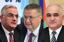 Armenian, Russian, Azerbaijani vice PMs to meet in Moscow on February 27
