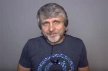 Блогер Алексей Романов, освещающий все действия Пашиняна, является азербайджанским пропагандистом (Mediaport, Видео)