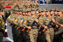 All units of Armenian Armed Forces with commanders and staffs join General Staff statement