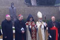 Միջեկեղեցական արարողություն Վատիկանում՝ նվիրված Սուրբ Գրիգոր Նարեկացուն