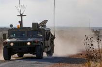 Սիրիացի զինվորականնեը հետ են մղել Դամասկոսի արվարձանում հրթիռային հարձակումը
