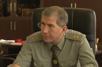 Начальник ГШ ВС и президент Армении не участвовали в заседании Совета безопасности