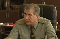 Chief of General Staff Onik Gasparyan informed about Security Council session, did not show up