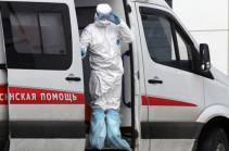 За сутки в России выявлен 11 571 случай коронавируса