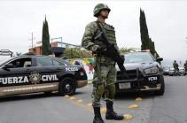 Մեքսիկայում գրոհայինների հարձակման հետևանքով 11 մարդ է զոհվել