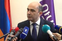 Я согласен пойти на антиконституционный шаг, если они оставят в покое армию – Эдмон Марукян