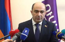 Премьер хочет подбросить историю с «Искандером» в «карман» начальника Генштаба – Эдмон Марукян.
