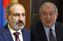Armenia's PM visits President Sarkissian, discusses situation created in the country