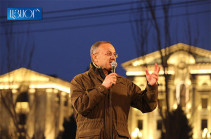 Сейран Оганян: Главный преступник 1 марта – Никол Пашинян