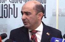 Authorities want to merge General Staff with Ministry of Defense – Edmon Marukyan