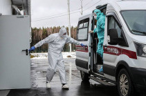 Russia documents 10,565 daily COVID-19 cases, lowest since October 4