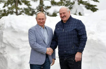 Лукашенко и Путин не обсуждали трансфер власти в Белоруссии