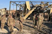 Պենտագոնը հրապարակել է Իրաքում ամերիկյան զինվորականներին իրանական հրթիռային հարվածի տեսանյութը (Տեսանյութ)