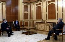 Представители «Движения за спасение родины» требуют срочной встречи с президентом Армении