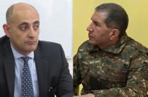 Оник Гаспарян на основании Конституции и закона имеет право находиться на своей должности до 8 июня 2025 года – Варужан Аветикян
