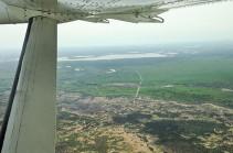 В Южном Судане при крушении небольшого самолета погибли десять человек