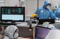 Ռուսաստանում մեկ օրում հայտնաբերվել է կորոնավիրուսային վարակի 10 535 դեպք