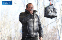 Создавшаяся ситуация взрывоопасна – Арцвик Минасян