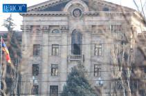 ԱԺ շենքից հրազենի բացահայտ ցուցադրությունը խաղաղ հավաքին պետության կողմից գործադրված անվտանգության անհամարժեք միջոց է. ՄԻՊ