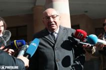 Это политическое преследование, не принимаю предъявленное обвинение и не намерен давать показания – Вазген Манукян